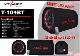 Speaker Advance T104bt/10inch