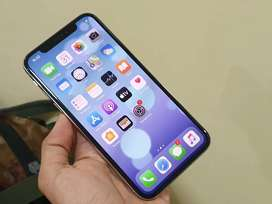 Iphone x silver 64gb ex inter original