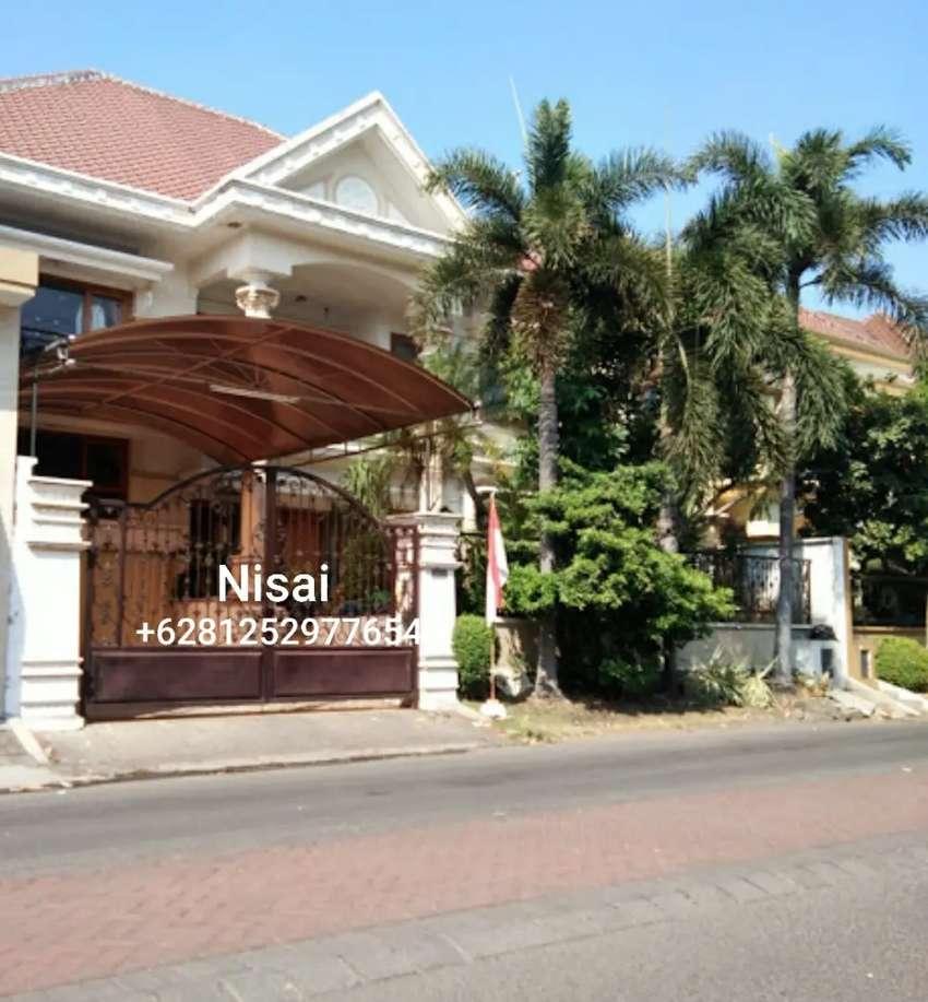 Rumah Siap Huni, Villa Sentral Raya Citraland Surabaya Barat. 0