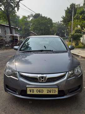 Honda Civic 1.8S Manual, 2010, Petrol