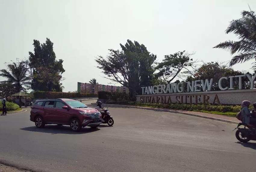Dijual sebidang Tanah Komersial di SUVARNA SUTRA LAVON, Tangerang 0