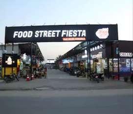 Restraunt for sale in food street fiesta, saravanampatti