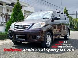 Daihatsu Xenia 1.3 Xi Sporty MT 2011 / 2012