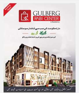 Gulberg Rabi Center Islamabad 2 bed Apartment for Sale