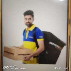 Delivery boy job in DARBHANGA, Dhaka, Motihari