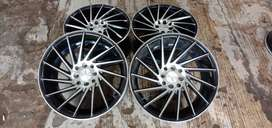 velg second murah nagano hsr ring 17 hole8 bml