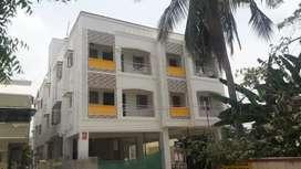 2BHK Brand New flat for sale in Chrompet near Sundaravalli school