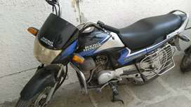 Hero honda passion plus bike