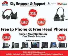 free call center services call for details