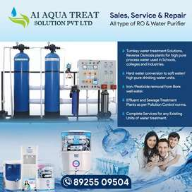 For leading watertreatment company need technician