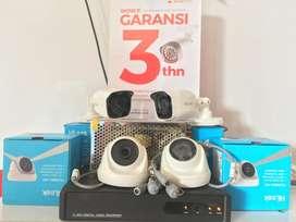 CCTV Murah 2Mp Kualitas Terbaik