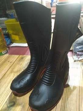 SR Sepatu AP Boots Ukuran 40
