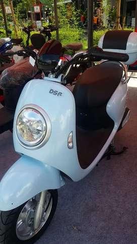 Sepeda Motor Listrik U-Winfly Sunny Bergaransi