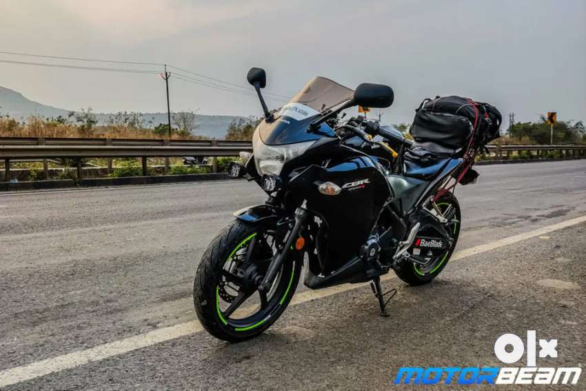 Honda CBR 250 R ABS Immaculate Condition