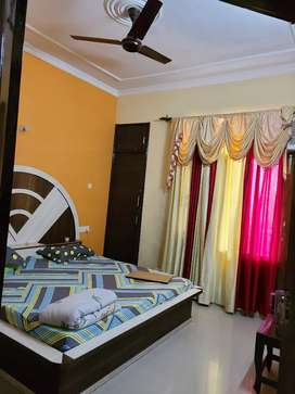Fully furnished pg for girls only