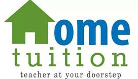HOME TUTION AVAILABLE FOR CLASS 1 TO 10