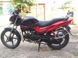 Hero Honda glamour best condition bike New  battery all papers clear