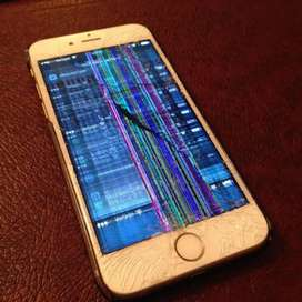 We buy any broken screen phone iPhone OnePlus oppo vivo