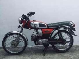 Yamaha L2 tahun 1981 lengkap mati original