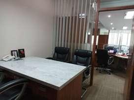 Office Residence 8 SCBD Luas 170m2 Lantai Sedang Full Furnsihed