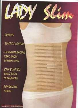 Korset Gurita Ibu Perekat tiga Ban merek Lady Slim #LIBELjaya