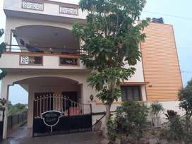 Individual house for rent at saravanampatti near by shop's and park