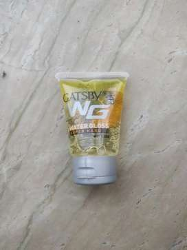 Gatsby water gloss super hard gel for wet look