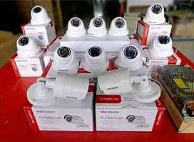 Grosir Segala Merk CCTV tersedia mulai 2-32chanel termurah bergaransi