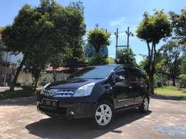 Nissan GRAND LIVINA 1.5 XV MATIC 2010 Bisa Tukar tambah