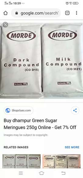 Morde Chocolate compound