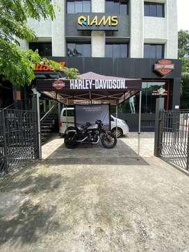 Marina Harley davidson preowned bikes