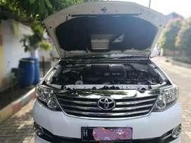 Fortuner G vnt matic diesel 2015