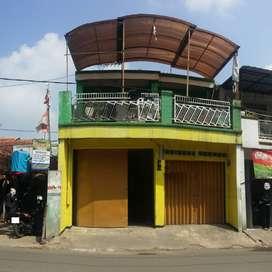 Dijual Ruko + Rumah Cocok Untuk Usaha di Cijagra, Kopo Katapang