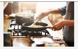 Cook and parotta master