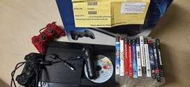 Ps3 500gb console with box bill