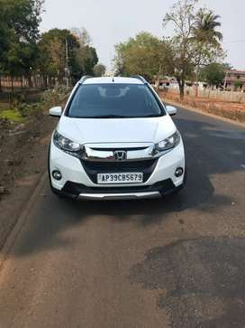Honda WR-V 2019 Petrol Well Maintained, Excellent