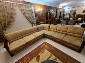 9 seater Sofa Set made by Bobby furniture