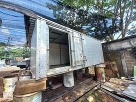 Murah Banget Box Alumunium Truk Double 6 Ban