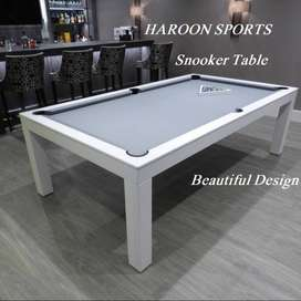 SNOOKER TABLES, POOL TABLES offer by HAROON SPORTS