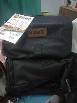 Jual tas Gabag - Cooler Bag - Thermal Bag Nusa Backpack new