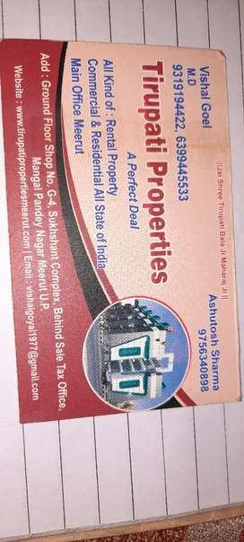 Shop for rent in jagarti vihar best location