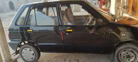 Mehran vx with auto matic Ac