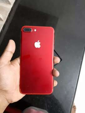 Iphone 7 plus product red 6 Month old