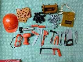 Black Decker Tool kit for Kids