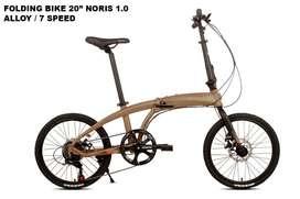 sepeda lipat Noris 1.0