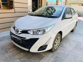 Toyota Yaris 2019 Petrol 36000 Km Driven