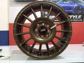 Velg Mobil Murah Mojokerto HSR ARROW Ring16x7 (Ayla Agya Mobilio Dll)