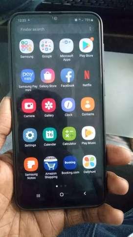 Samsung A20..10 days old..32gb rom.3Gb ram