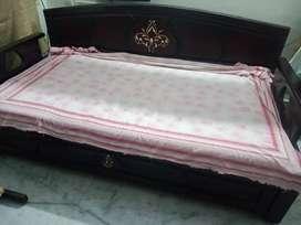 Deewan Cum Double Bed