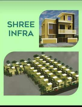Ready to move 2BHK simplex house for sale near Hanspal, Atala.